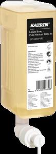 Mydło w płynie Katrin, do dozownika DM33/DM31, zapach Pure Neutral, 1l, 6 sztuk (c)