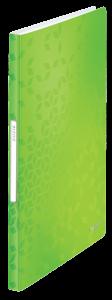 Album ofertowy Leitz Wow, A4, 40 koszulek, zielony