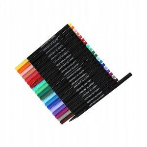 Flamastry wodne Derwent Academy, 20 sztuk, mix kolorów