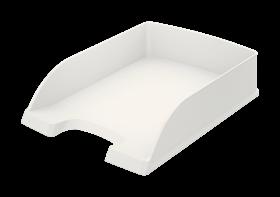 Półka na dokumenty Leitz Plus Standard, A4, plastikowa, biały
