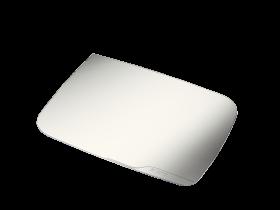 Podkład ochronny na biurko Leitz, 40x53cm, transparentny