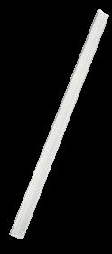 Grzbiet wsuwany Leitz, A4, 6mm, do 60 kartek, 50 sztuk, przezroczysty