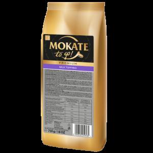 Topping mleczny Mokate to go Premium, 750g