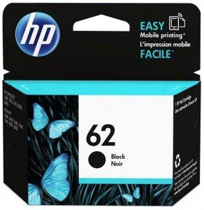 Tusz HP 62 (C2P04AE), 200 stron, black (czarny)