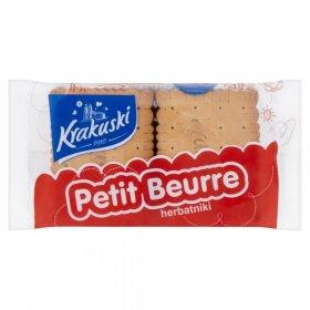 Herbatniki Krakuski Petit Beurre, kruche, maślany, 50g