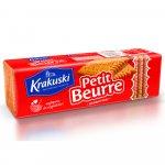 Herbatniki Krakuski Petit Beurre, kruche, maślany, 220g