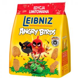 Herbatniki Leibniz Minis Angry Birds, maślany, 100g