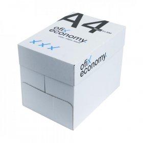 Zestaw 5x papier ksero Ofix Economy, A4, 80g/m2, 500 arkuszy, biały