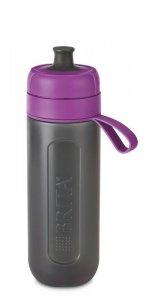 Butelka filtrująca Brita Fill&Go Active, 0.6l, fioletowy