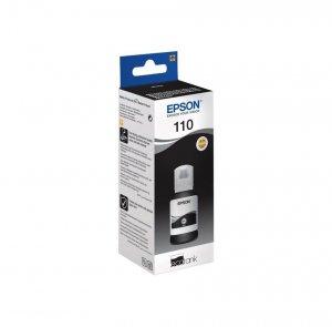 Tusz Epson 110XL (C13T03P14A), 120ml, 6000 stron, black (czarny)