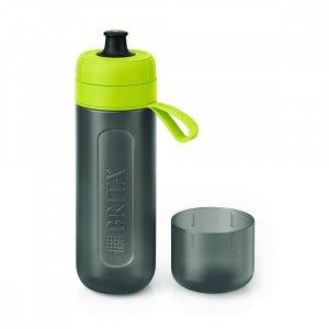 Butelka filtrująca Brita Fill&Go Active, 0.6l, limonkowy