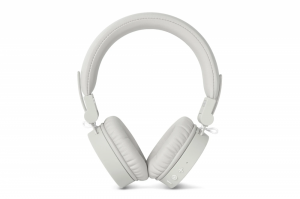 Słuchawki bluetooth FRESH'N REBEL Caps, z mikrofonem, biały