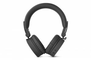Słuchawki bluetooth FRESH'N REBEL Caps, z mikrofonem, grafitowy