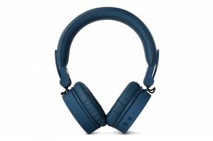 Słuchawki bluetooth FRESH'N REBEL Caps, z mikrofonem, granatowy