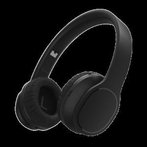 Słuchawki bluetooth Hama Touch, nauszne, z mikrofonem, czarny