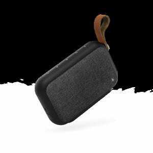 Głośnik Hama Gentleman-M, bluetooth, 17.5x4.5x11cm, czarno-szary
