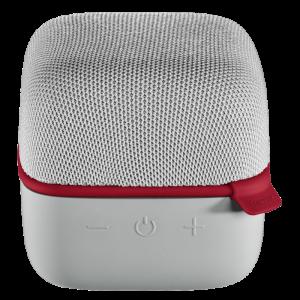 Głośnik Hama Cube, bluetooth, 7.2x7.2x 7.2cm, szaro-czerwony
