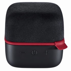 Głośnik Hama Cube, bluetooth, 7.2x7.2x 7.2cm, czarno- czerwony