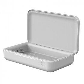 Sterylizator Samsung UV White, z ładowarką indukcyjną, 10W, biały (c)