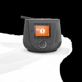 Radio cyfrowo-internetowe Hama DIR3200SBT, czarny