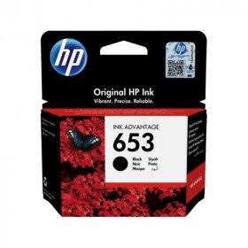Tusz HP 653 (3YM75AE), 360 stron, black (czarny)