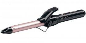 Lokówka Babyliss C319E, 19mm, czarno-różowy