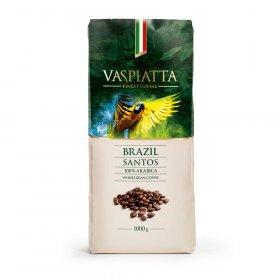 Kawa ziarnista Vaspiatta Brazil Santos, 1kg