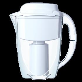 Dzbanek filtrujący Aquaphor J.Shimdt 500, 2.8l, biały + wkład J.Shmidt 500