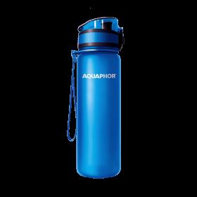 Bidon na wodę  Aquaphor Tritan, 0.5l, niebieski