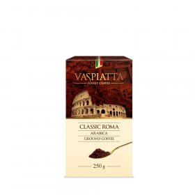 Kawa mielona Vaspiatta Classic Roma, 250g