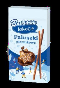Paluszki Beskidzkie Łakocie, piernikowy, 50g