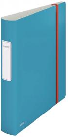 Segregator Leitz 180° Active Cosy, A4, szerokość grzbietu 50mm, do 350 kartek, niebieski