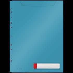 Koszulka o zwiększonej pojemności Leitz Cosy, A4, niebieski