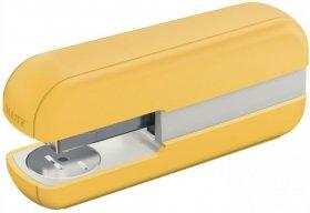 Zszywacz biurowy Leitz Cosy, do 30 kartek, żółty