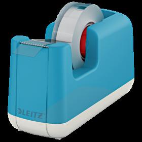 Podajnik do  taśmy klejącej Leitz Cosy, 19mmx33m, niebieski