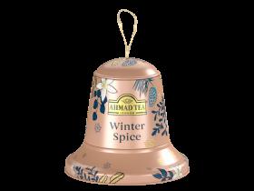 Herbata czarna liściasta Ahmad Tea Winter Spice Bell Caddy, bombka, 75g