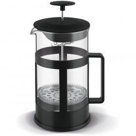 Zaparzacz tłokowy do herbaty i kawy Lamart LT7048, 1l, 10x21cm, szkło, przezroczysty