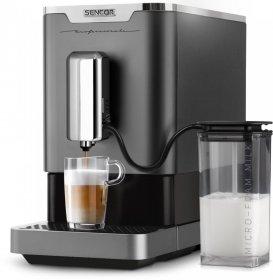 Ekspres ciśnieniowy Sencor Automatic Espresso SES 9200CH, automatyczny, czarny