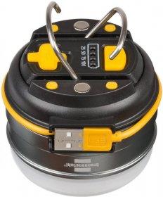 Latarka/lampka zewnętrzna Brennenstuhl LED OLI 0300 A, akumulatorowa