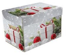 Pudełko świąteczne,  315x225x210mm
