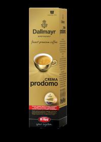 Kawa w kapsułkach Dallmayr Prodomo UTZ, 10 sztuk, 78g