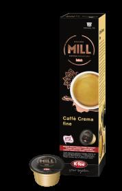 Kawa w kapsułkach Mr&Mrs Mill Cafe Crema Fine UTZ, 10 sztuk, 72g