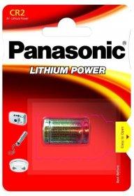 Bateria litowa Panasonic, CR2, 3V, 1 sztuka