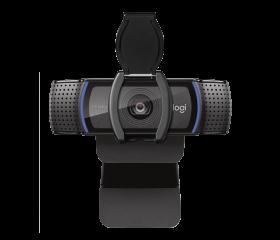 Kamera internetowa Logitech HD Pro Webcam C920S, czarny
