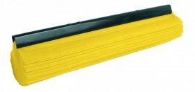 Mop gąbczasty Azur, żółty - końcówka