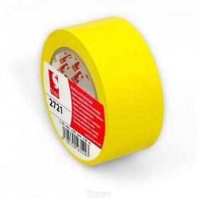 Taśma oznaczeniowa Scapa 2721, 50mm x 33m, żółty