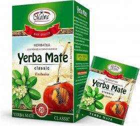 Herbata w kopertach Malwa Yerba Mate classic, 20 sztuk x 2g