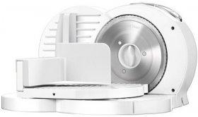 Krajalnica elektryczna MPM MKR-03, 150W, biały