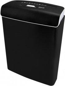 Niszczarka Sencor SSK160, pasek 6mm, do 6 kartek, P-1, DIN, czarny