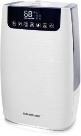 Nawilżacz powietrza Blaupunkt AHS803, 5l, z funkcją oczyszczania, biało-czarny